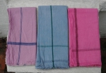 assorted sizes 100% cotton khadi a variety of solid colors in plain weave no two are exactly the same *khadi : fabric woven by hand of hand-spun yarn purchase/inquiry : 001-718-230-7672 susan@susanhahn.com