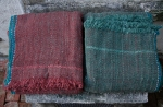 RUSTIC BLANKET -COLORS   128.