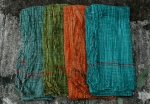 RUSTIC BRIGHT TOWEL   $38.
