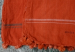 TASSEL TOWEL-ORANGE