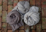 WASHED KASHMIR SCARF   $158.