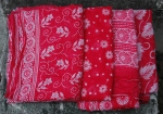 GRAPHIC DUPATTA-PINKS